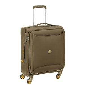 Delsey Chartreuse 4Wheel Soft Trolley 81cm Khaki