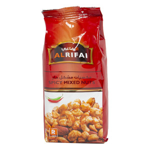 Al Rifai Spicy Mixed Nuts 170g
