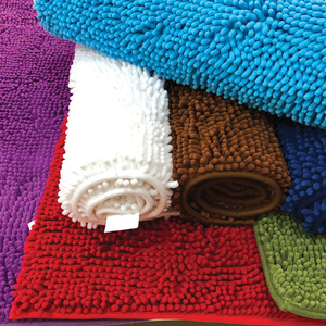 Ofion Bath Mat Loop 40x60cm 1pc Assorted ColorsSize: W40 x L60cm