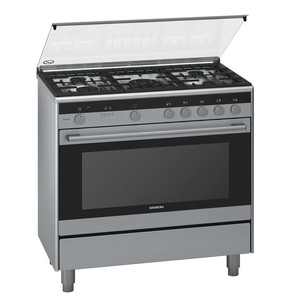 Siemens Cooking Range HQ738357M 90x60 5Burner
