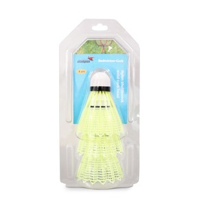 Sports Champion Badminton Shuttlecock Nylon 53-4 1x3pc