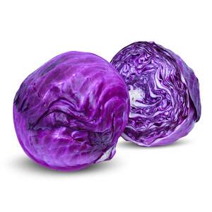 Cabbage Red 1pc
