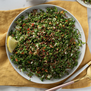 Quinoa Tobouleh with Assorted Vegetables 400g Approx. Weight