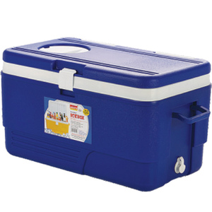 Aristo Cooler Box With Vent Lid & Plug 50Ltr Assorted Colour