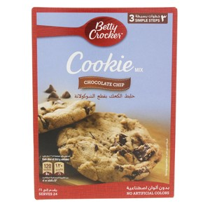 Betty Crocker Cookie Mix Chocolate Chip 496 Gm