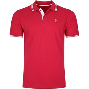 Eten Men's Basic Polo Pink