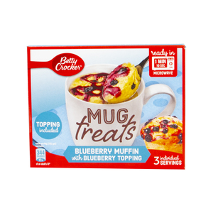 Betty Crocker Mug Treats Blueberry Muffin Mix 270g