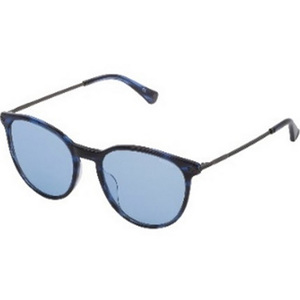 Police Men's Sunglass Oval 474M5209N4