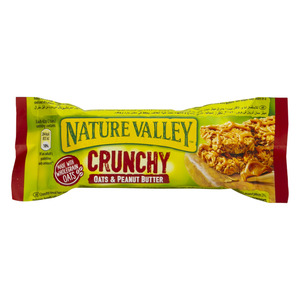 Nature Valley Crunchy Oats And Peanut Butter Bar 42g