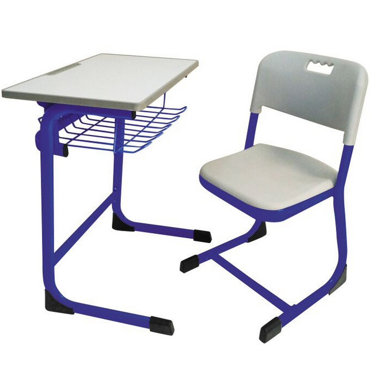 Home Style Study Table + Chair KTD9 Blue
