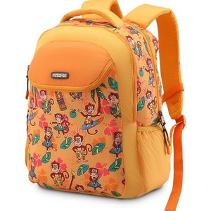 American Tourister School Bag Woddle M03 Yellow Assorted