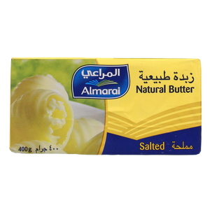 Almarai Natural Batter Salted 400g