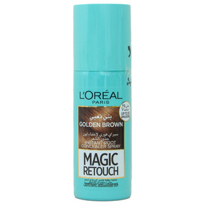 Loreal Golden Brown Magic Retouch 75ml