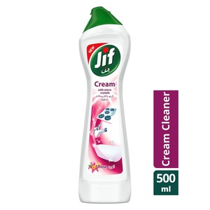 Jif Cream Cleaner  Rose 500ml