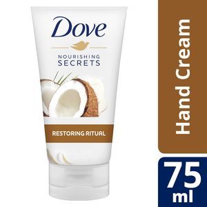 Dove Hand Cream Coconut 75ml