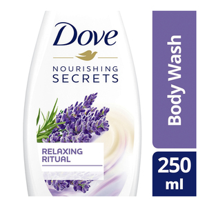 Dove Relaxing Ritual Body Wash Lavender 250ml