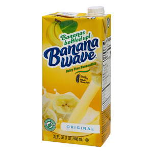 Banana Wave Banana Milk Original 946ml