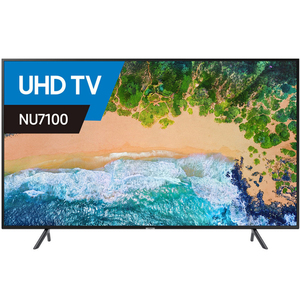 Samsung Ultra HD Smart LED TV UA43NU7100 43inch