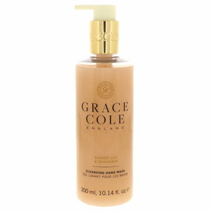 Grace Cole Cleansing Hand Wash Ginger Lily And Mandarin 300ml