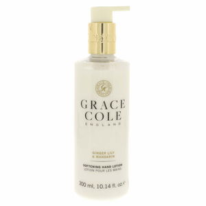 Grace Cole Softning Hand Wash Ginger Lily And Mandarin 300ml