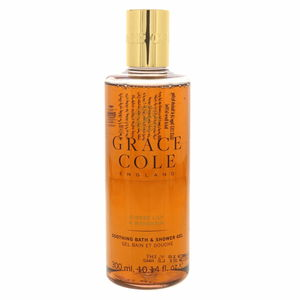 Grace Cole Soothing Bath And Shower Gel Ginger Lily & Mandarin 300ml