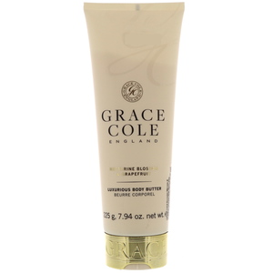 Grace Cole Luxurious Body Butter Nectarine Blossom & Grapefruit 225g