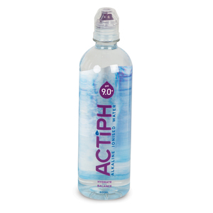 Actiph Alkaline Ionised Water 600ml