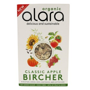 Alara Organic Classic Apple Bricher 450g