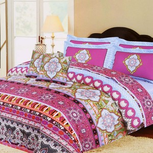 Barbella Comforter King 4 Pcs Set 259x241cm Jof