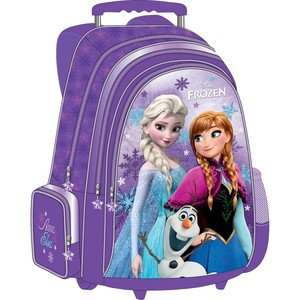 Frozen School Trolley Bag FK160216 18inch