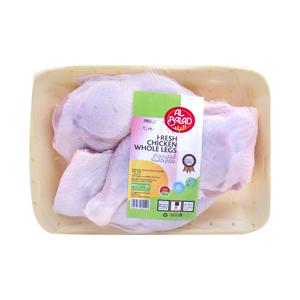 Al Balad Fresh Chicken Whole Legs 500g