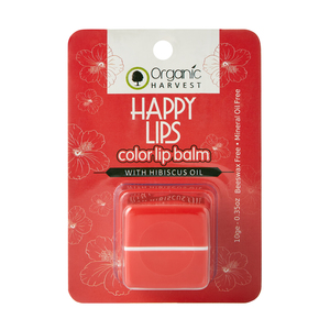 Organic Harvest Red Lip Balm 10g