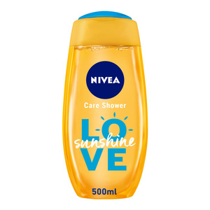 Nivea Love Sunshine Care Shower Fresh And Floral Scent 500ml