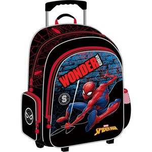 Spider-Man School Trolley Bag FK160390 18inch