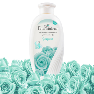 Enchanteur Gorgeous Shower Gel 250ml