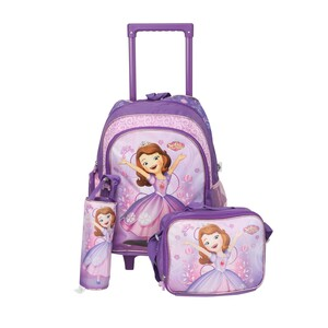 Sofia School Trolley Bag 3in1 160593 16inch