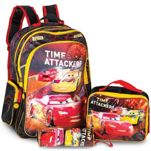 Cars Back Pack 3in1 160597 18inch