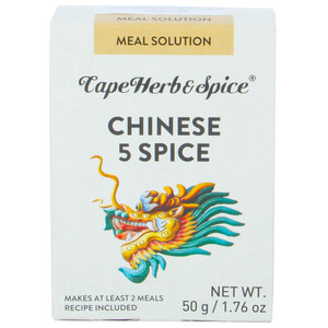 CapeHerb&Spice Chinese 5 Spice 50g