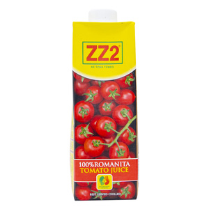 Romanita 100% Tomato Juice 750ml
