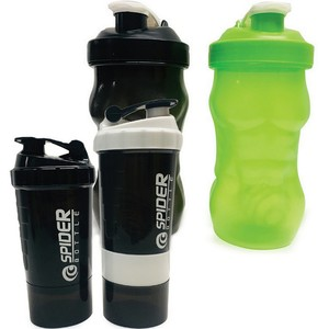 SF Gym Protein Shaker SK1062 Assorted