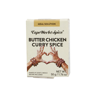 Cape Herb & Spice Butter Chicken Curry Spice 50g