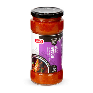 Lulu Rogan Josh Curry Sauce 380g