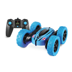 PCD Remote Controlled Double Side Stunt Car Assorted Colors P714