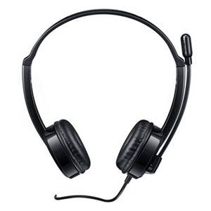 Rapoo Wired Stereo Headset H120 Black