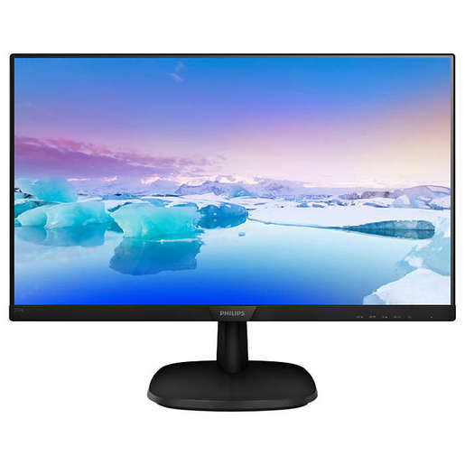 "Philips LED Monitor 223V7 22inch (21.5"" / 54.6 cm diag.)"