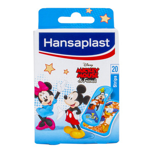 Hansaplast Disney Mickey Mouse Strips 20pcs