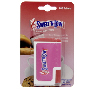 Sweet'n Low Sugar Substitute Tablets 200's