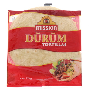 Mission Drum Trotillas 378g