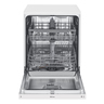 LG QuadWash Dishwasher DFB512FW 8Programs