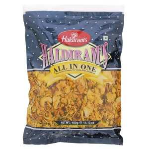 Haldiram's All In One Pack 400g